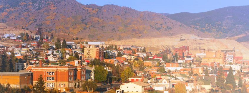 Start in Butte - Montana Southern Baptist Convention