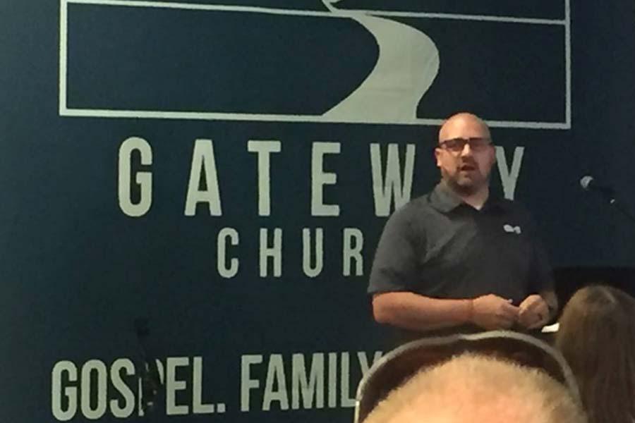 Bruce Crockett, Gatway Church