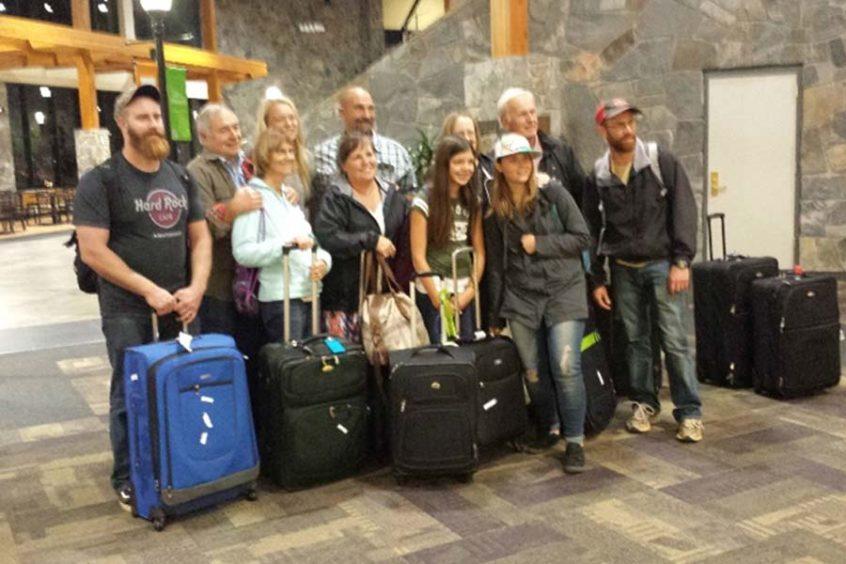 Uganda Mission Team
