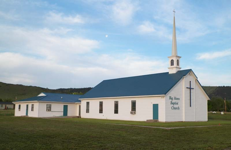 Big Horn Baptist Church