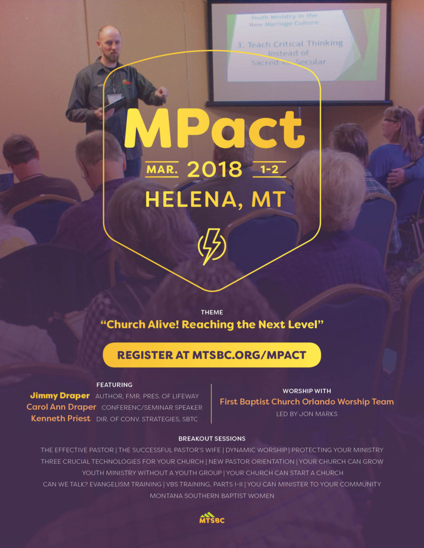 MPact 2018 Poster