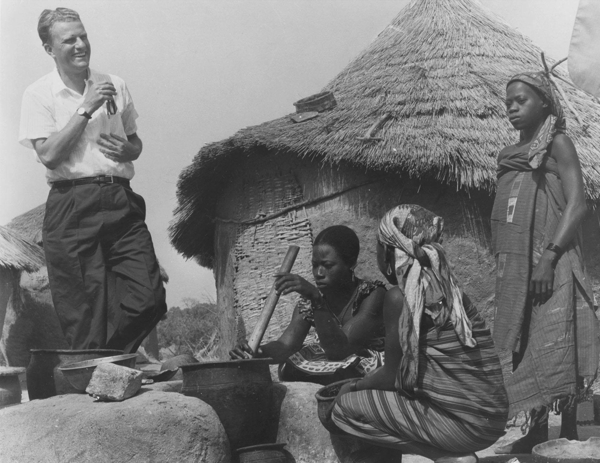 Graham in Africa