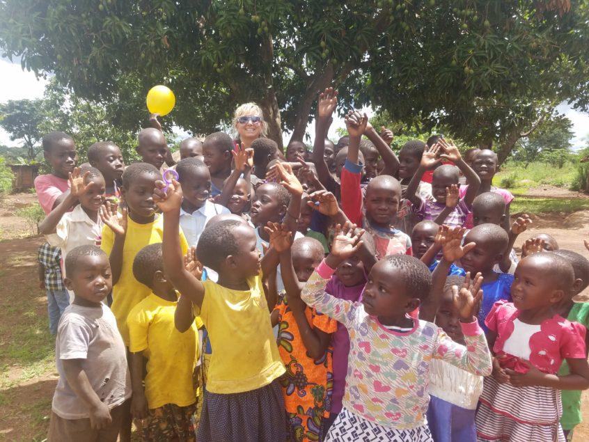 uganda mission trip allen and kristine james montana sbc