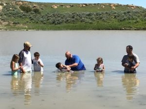 Jordan Community Bible Church Baptism